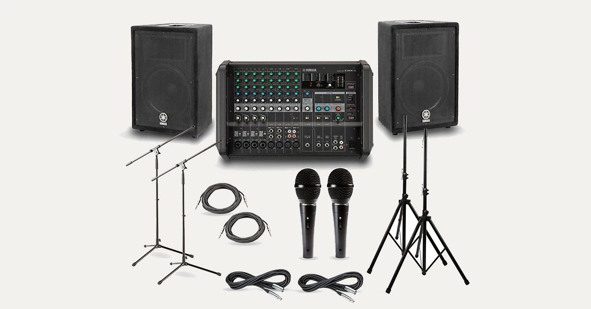 How to Choose & Where to Hire the Best PA System in Melbourne?